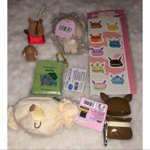 Pokemon Other - ✨KAWAII JAPAN EXCLUSIVE TOY BUNDLE✨